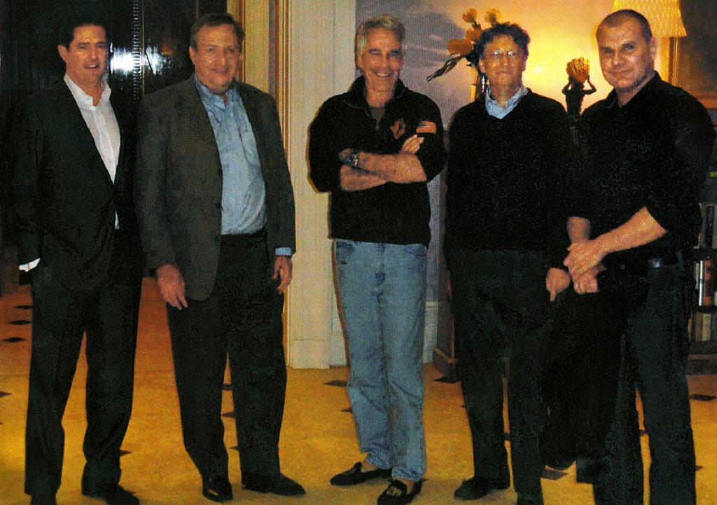 James E Staley Lawrence Summers Jeffrey Epstein Bill Gates Boris Nikolic