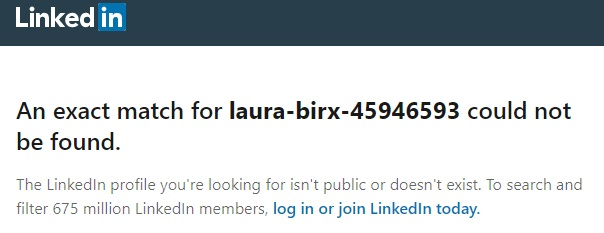 Laura Birx LinkedIn Search Bill & Melinda Gates Foundation