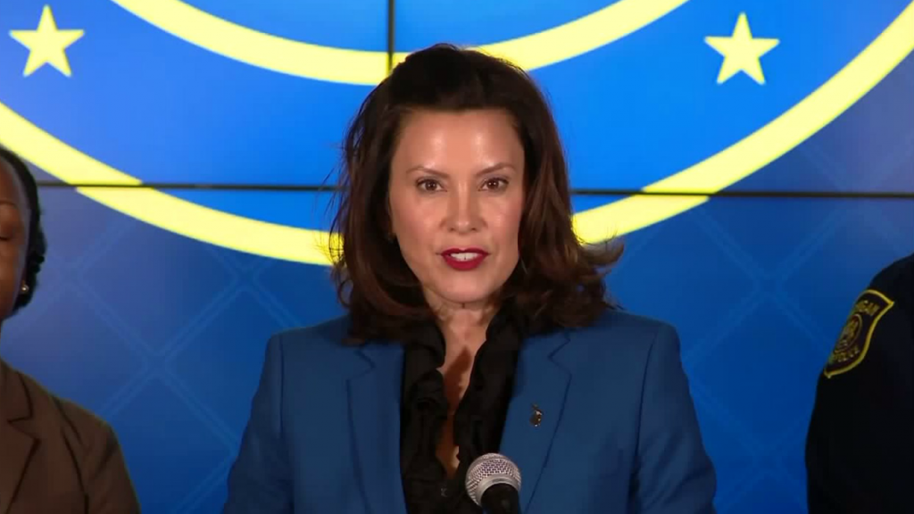 Michigan Governor Gretchen Whitmer Bans Non Essential