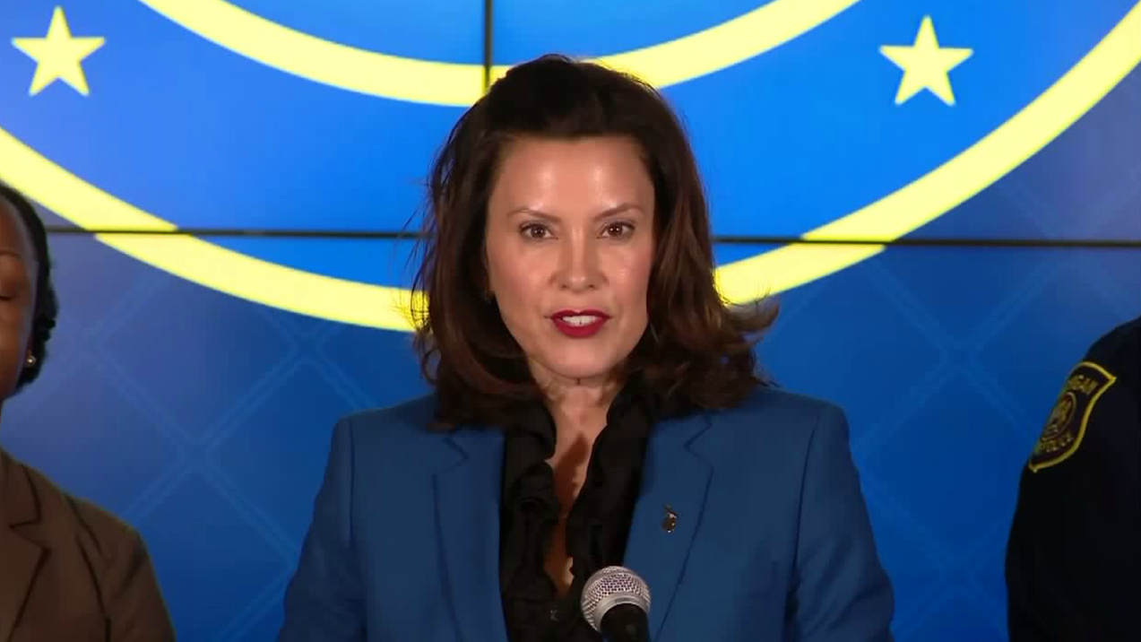 Michigan Governor Gretchen Whitmer Bans Non Essential