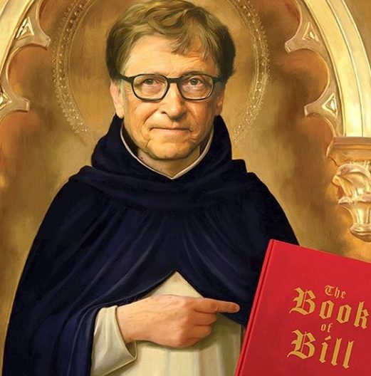 The Book Of Bill Gates