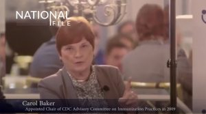 CDC Chair Carol Baker Get Rid Of Whites