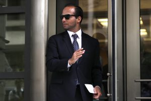George Papadopoulos Prediction