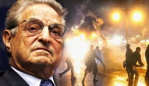 George Soros Behind US Protests George Floyd