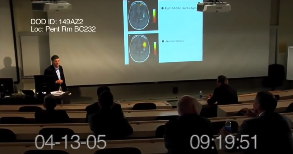 Leaked Pentagon Video Virus Vaccine Alters Behavior