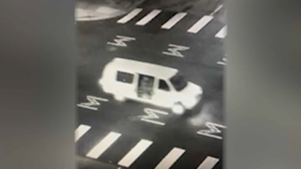 Suspect Vehicle Image Federal Officer Killed