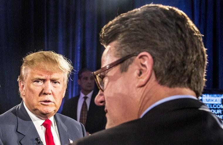 Trump Accuses Scarborough Being Involved In Lori Klausutis