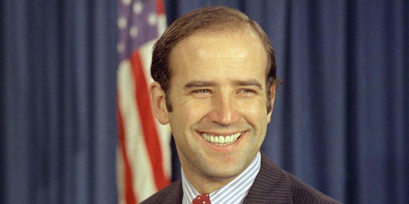 Joe Biden Racial Jungle
