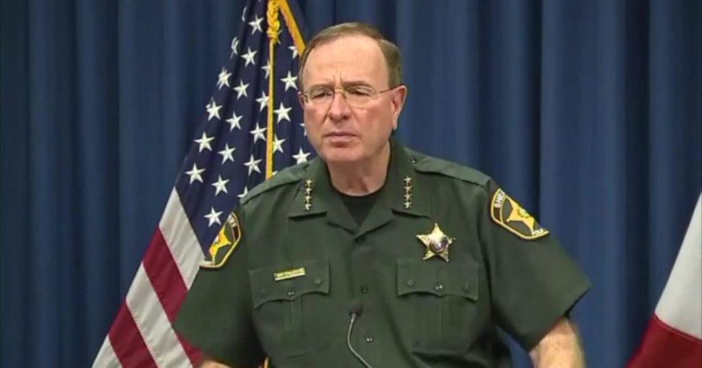 Sheriff Grady Judd Polk County Florida