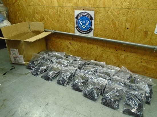CBP China Seized Automatic Weapons Parts