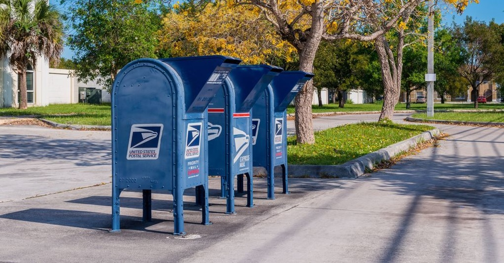 USPS 2020 Election