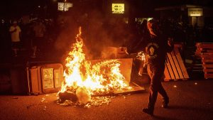 New York City Portland Seattle Revoked Federal Funding Anarchist Cities