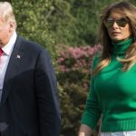 Donald Trump Melania Trump Test Positive COVID Hateful Online Comments