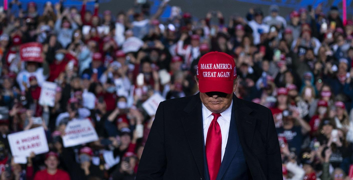 Donald Trump Make America Great Again Rally