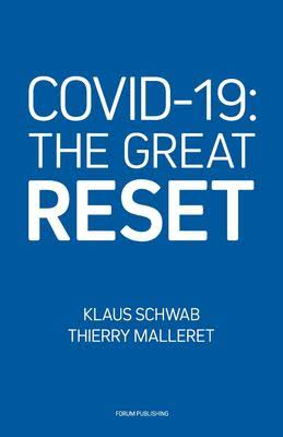 Klaus Schwab Covid-19 The Great Reset