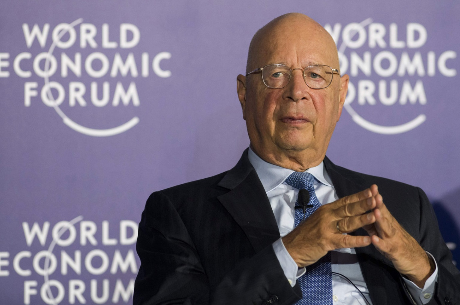 Klaus Schwab WEF Davos 2021 Agenda Great Reset