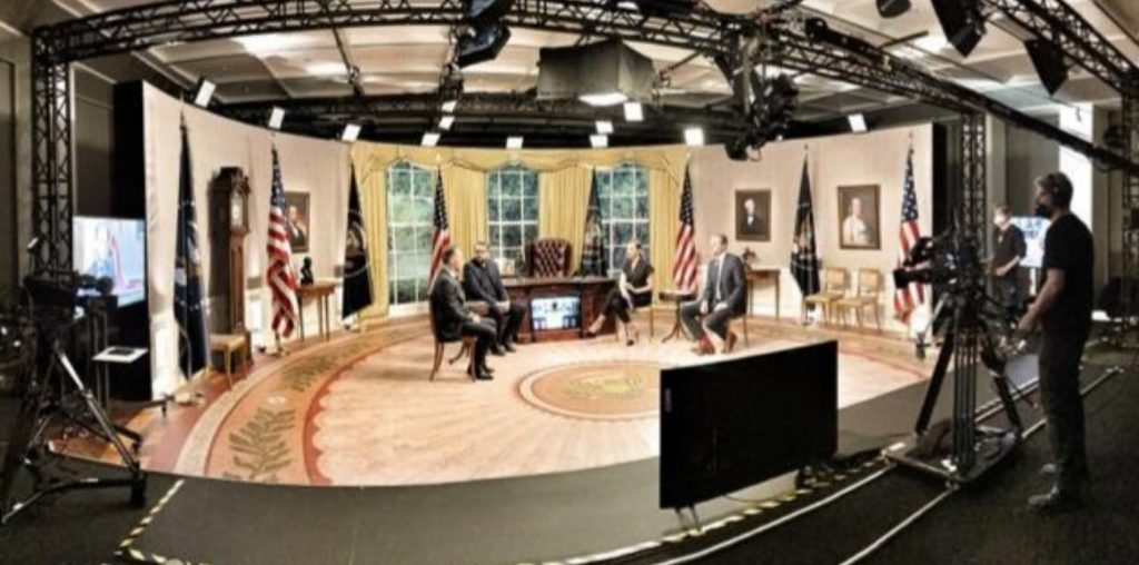 Fake Oval Office
