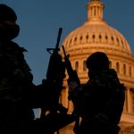 National Guard Deployed In Washington DC