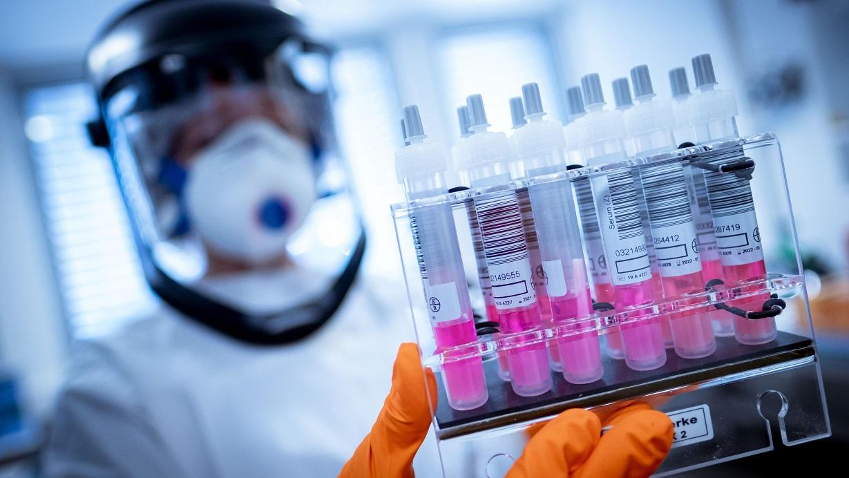 Scientific Study Coronavirus Created In Lab