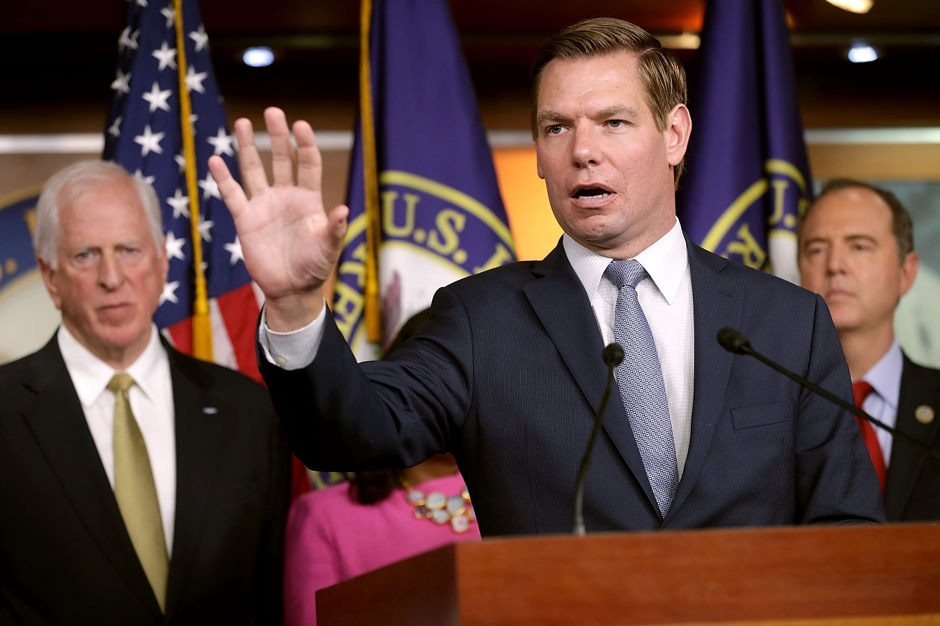 Eric Swalwell White Nationalism Task Force