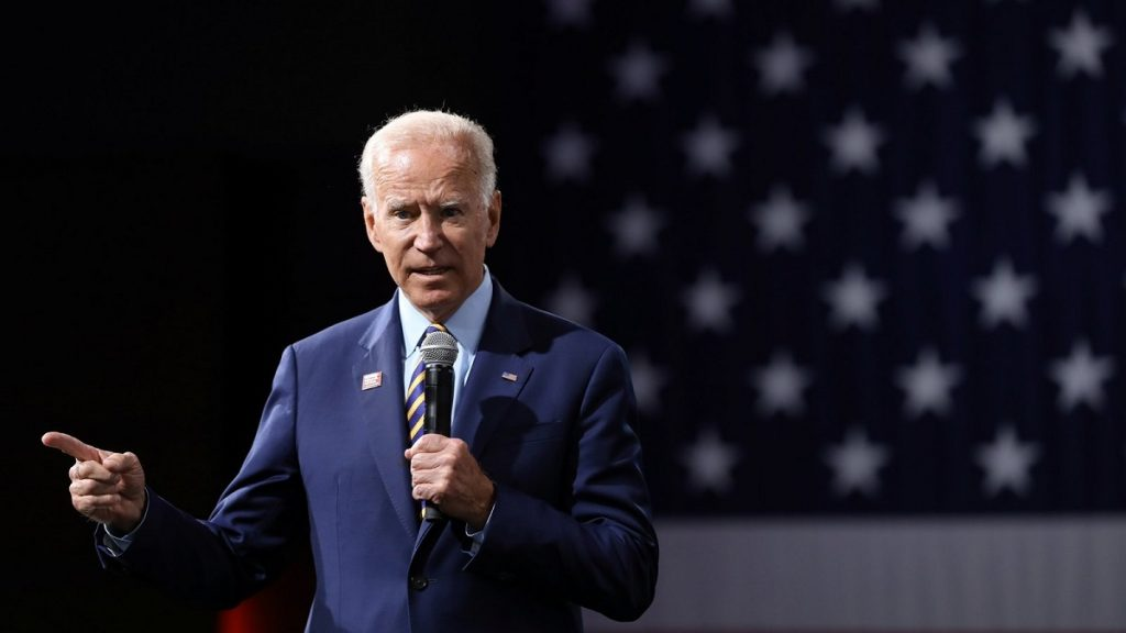 Joe Biden Supports Reparations For Slave Descendants