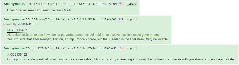 Queen Of England Despises Joe Biden Whistleblower Reaction 2