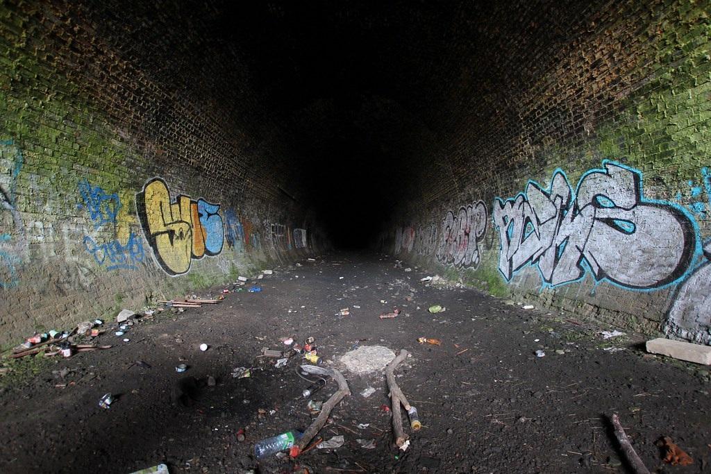 Washington DC Tunnel Featured