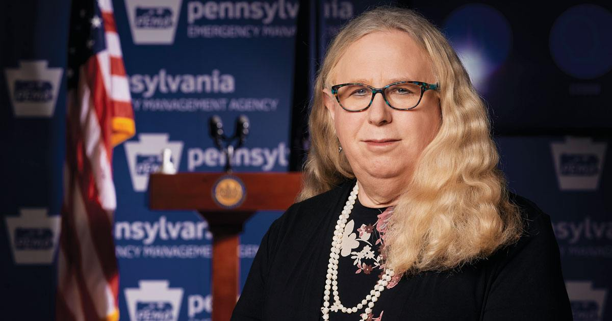 Assistant Secretary Of Health Rachel Levine Promotes Transgender Drugs Surgery For Children Minors