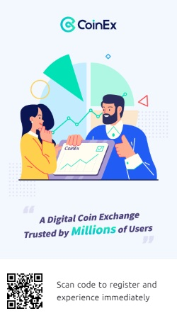 CoinEx Referral Ad