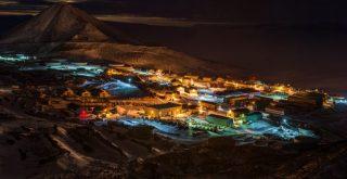 McMurdo Station Night