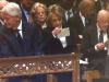 Hillary Clinton Envelope George H W Bush Funeral